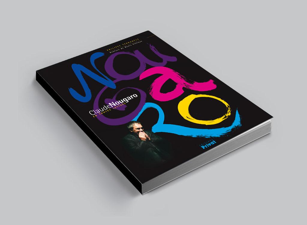 Couverture Beau-Livre sur Nougaro