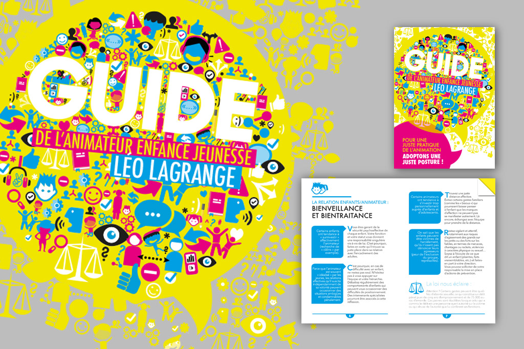 Guide 20 pages Léo Lagrange
